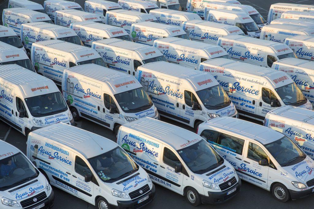 Aqua Service ontijzeringsinstallatie bedrijf