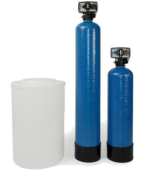 Ontijzeringsinstallatie grondwater